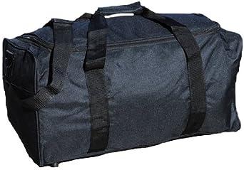"""DuffelGear 24"""" Duffel Bag (Black)"""