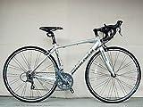 Bianchi(ビアンキ) ロードバイク VIA NIRONE 7 PRO CLARIS (ニローネクラリス)2016年モデル (マットシルバー) 46サイズ
