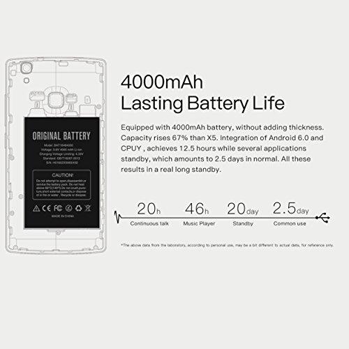 Doogee-X5-MAX-4000mAh-batera-huella-digital-8MP-8MP-cmara-Android-60-5-pulgadas-HD-LCD-smartphone-libre