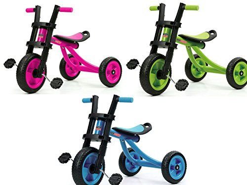 Fantastic Deal! High Bounce Extra Tall Tricycle Ages 3-6