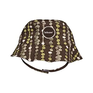 Kokopax Savannah Baby Sun Hat, Bubbles, 18-24 Months