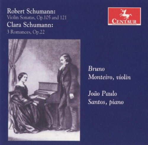 Buy Schumann, R.: Violin Sonatas Nos. 1 and 2 - Schumann, C.: 3 Romanzen From amazon