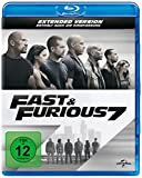 DVD & Blu-ray - Fast & Furious 7 - Extended Version [Blu-ray]