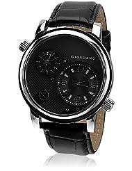 Giordano Black Dial Men's Watch - P10499