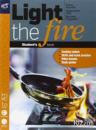 light-the-fire-openbook-extrakit-con-e-book-con-espansione-online-per-le-scuole-superiori-con-cd-rom