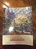 img - for Perspectives on Argument book / textbook / text book