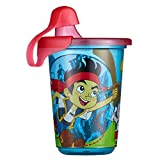 The First Years Disney Junior Multi-Character Take and Toss Sippy Cup, Blue, 10 Ounce, 3 Count