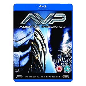 Alien Vs Predator [Blu-ray] [Import anglais]