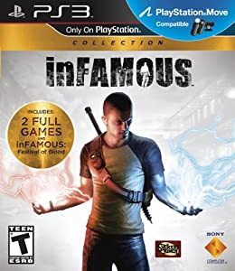 inFAMOUS Collection - Playstation 3 from Sony Computer Entertainment