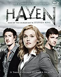 Haven: The Complete First Season [Blu-ray]