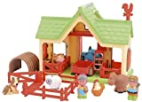 Early Learning Centre HappyLand Goose Feather Farm Playset