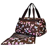 Mabyland Sweet-Pea Overnight Changing Bag Set by MaByLand