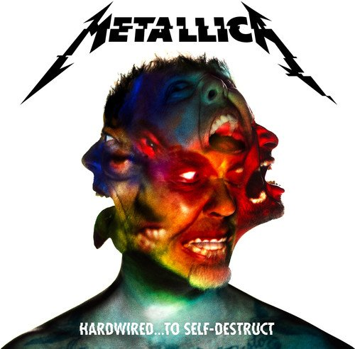 Metallica - Hardwired.To Self-Destruct (Deluxe) - Zortam Music