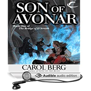 Son of Avonar: Bridge of D'Arnath, Book 1 (Unabridged)