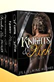 Knights and Kink Romance Boxed Set: Four Full-Length Romance Novels for One Low Price