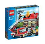 LEGO City Fire 60003 - Squadra di Eme...