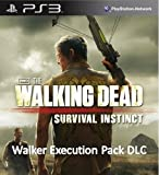 The Walking Dead Survival Instinct: Walker Execution Pack DLC - PS3 [Digital Code]