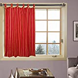 KINGS Window Curtain Set (2 pieces) (PCOTPL-WI-2PCS-01)