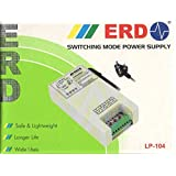 ERD 04 Channel Power Supply For Cameras