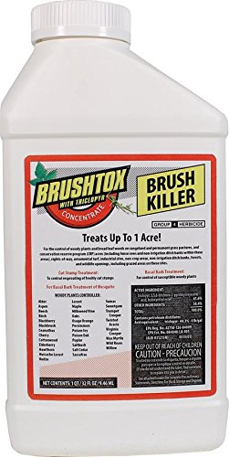 Brushtox Brush Killer with Triclopyr, 32 oz (Brush Killer Concentrate compare prices)