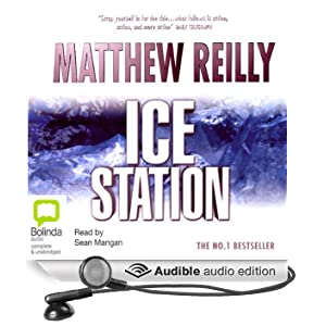 Ice Station: Shane Schofield, Book 1 (Unabridged)