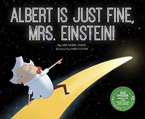 Albert Is Just Fine, Mrs. Einstein (Science Biographies)