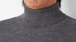 エヌ エフ ビー(NFB) セーター(タートルネックセーター)