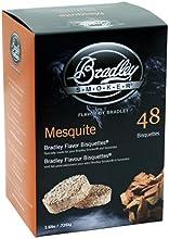 Bradley Smoker BISQUETTES MESQUITE 48PK
