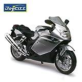 JOY CITYジョイシティ 1/12 Automaxx BMW K1200S (Silver)オートマックス ビーエムダブリュー/シルバー