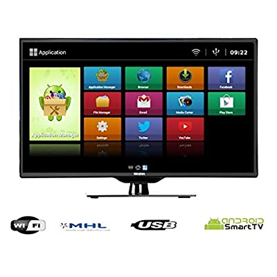 Weston WEL-4000S,99 cm-39 inch- HD SMART LED Television