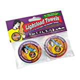 """Lightload Towels (Two Pack12x12""""hand Size), the Only Towels That Are Survival Tools ~ Lightload"""