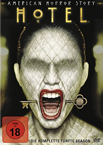 Amer¡can Horror Story-hotel [4 DVDs]