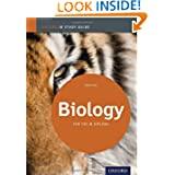 IB Biology: Study Guide: For the IB diploma (IB Study Guides)