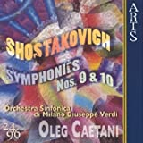 Shostakovich: Symphonies Nos. 9 & 10 Oleg Caetani