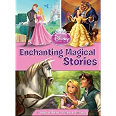 Disney Mega Treasury - Enchanting Magical Stories