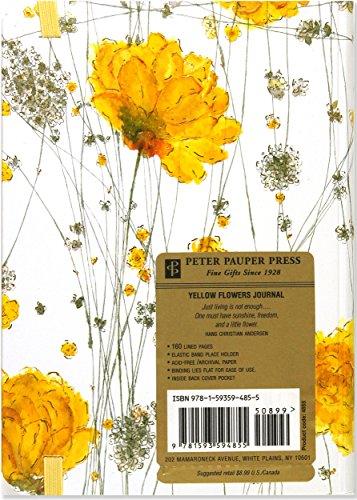 Yellow Flowers Journal (Journals)