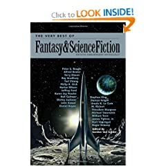 The Very Best of Fantasy & Science Fiction: Sixtieth Anniversary Anthology by Gordon Van Gelder