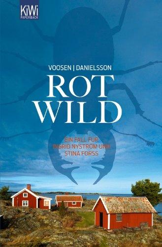 Buchseite und Rezensionen zu 'Rotwild: Der zweite Fall für Ingrid Nyström und Stina Forss' von Roman Voosen