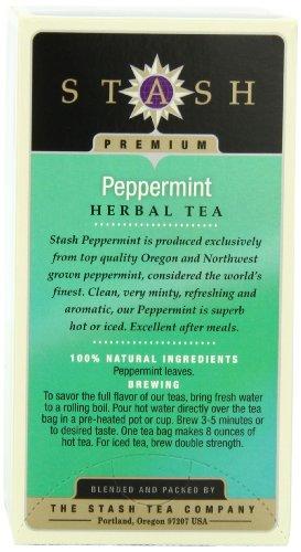 Stash tea ingredients