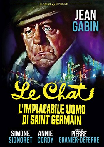 Le Chat - L'implacabile Uomo di Saint Germain (DVD)