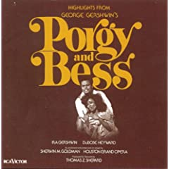 Hightlights From George Gershwin's Pory And Bess