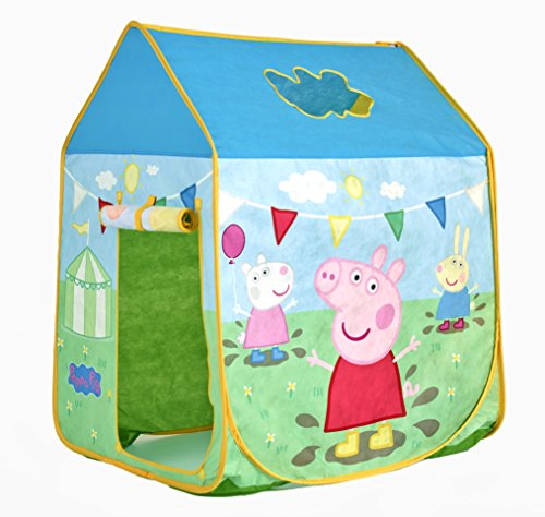GetGo Peppa Pig Wendy House Play Tent  sc 1 st  Toys & GetGo Peppa Pig Wendy House Play Tent - Toys