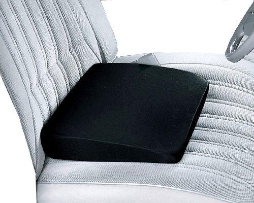 Smooth Comfort Foam Slanted Orthopedic Wedge Seat Cushion