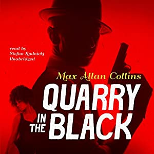 Quarry in the Black Audiobook