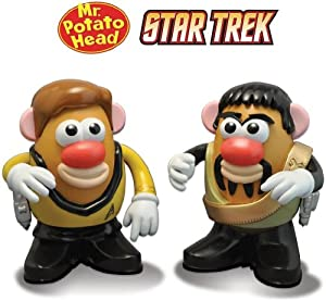 Star Trek Kirk And Kor Star Trek Mr. Potato Head