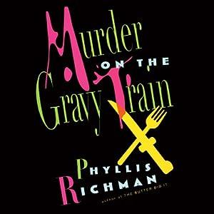 Murder on the Gravy Train Audiobook
