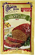 Pioneer Brand Italian Meatloaf Mix 13 Ounce Pack of 24
