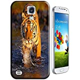 Tiger Case Cover Hard Back Cases Beautiful Nice Cute Animal hot selling cell phone cases for Samsung Galaxy S4... by TigerCases