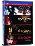 The Crow Quadruple Feature (The Crow / The Crow 2: City Of Angels / The Crow 3: Salvation / The Crow 4: The Wicked Prayer)