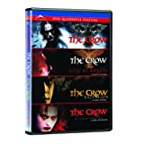 The Crow Quadruple Feature (The Crow / The Crow 2: City Of Angels / The Crow 3: Salvation / The Crow 4: The Wicked Prayer)by Brandon Lee